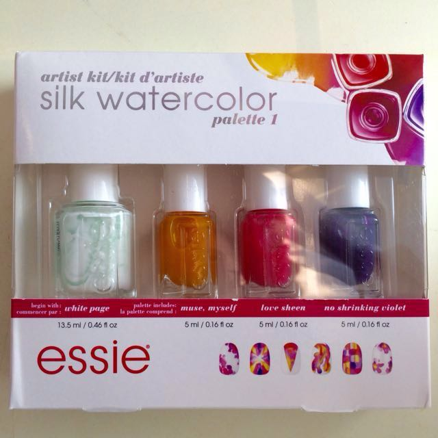 Essie Nail Polish Set
