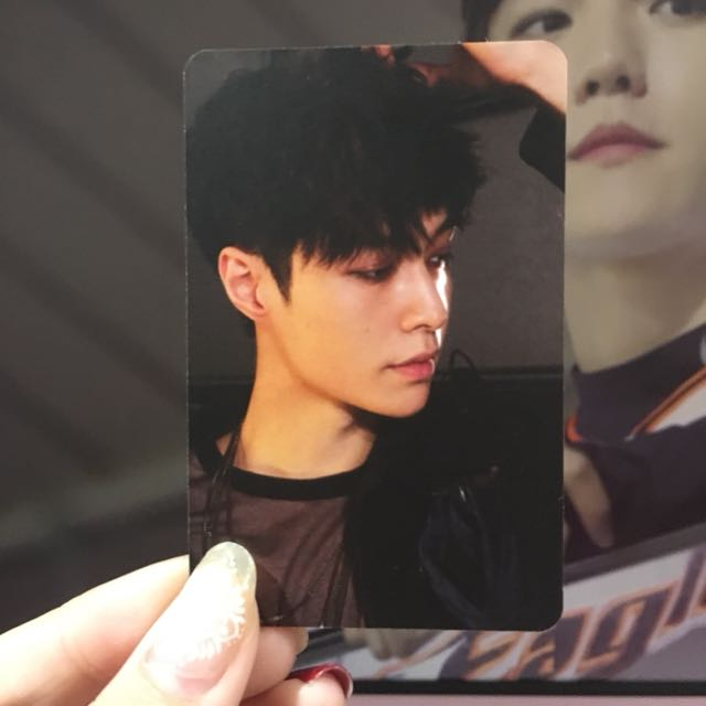 EXO LAY YIXING 5TH ANNIVERSARY PHOTOCARD