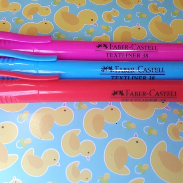 Faber Castle Highlighters