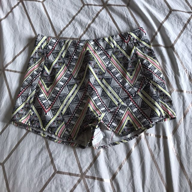 Factorie short/Scort. Size 8