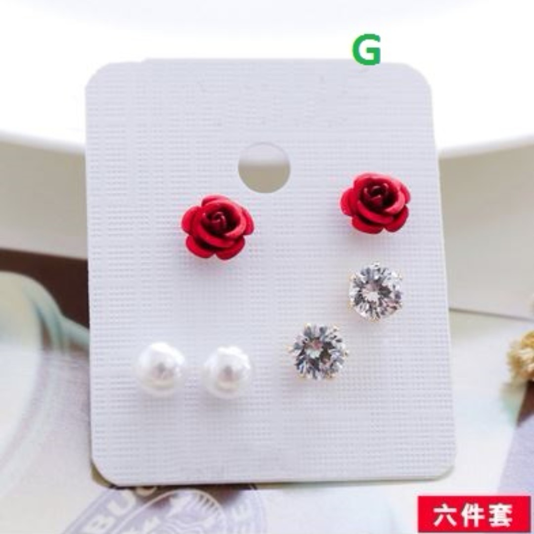 Fashion Earrings~