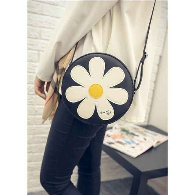 Flower slingbag