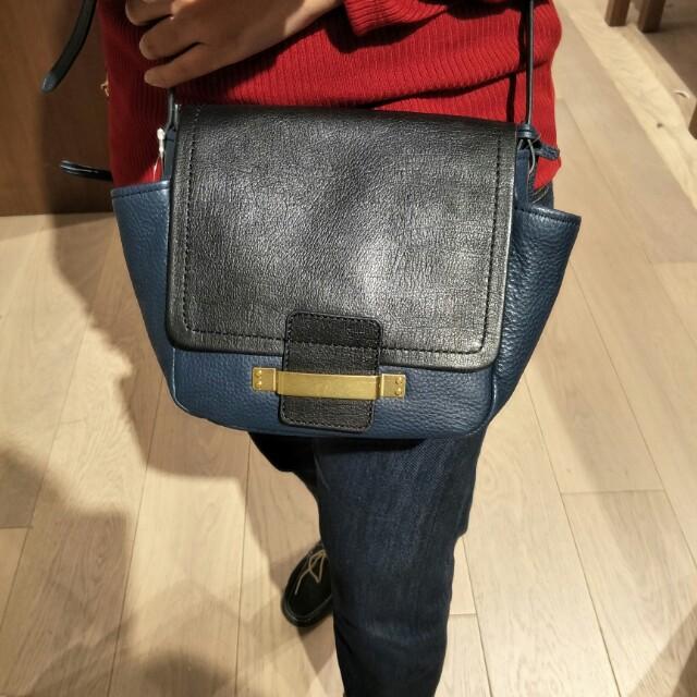 8b380b9d3 Fossil ava flap crossbody, Women's Fashion, Bags & Wallets on Carousell