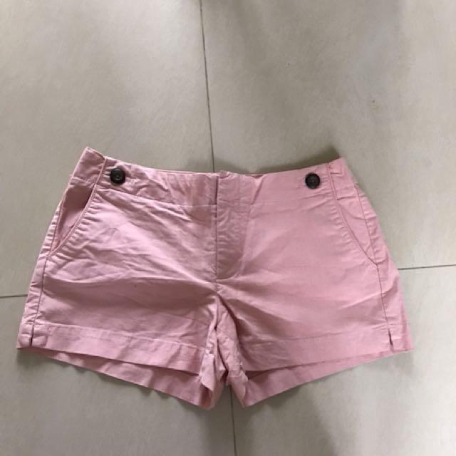 Gap short pants pink
