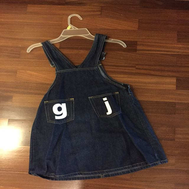 b0f69e57904 Giordano Junior Girl s Denim Jumper Skirt for sale