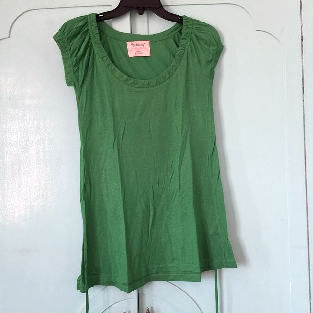 Green Kashieca Blouse