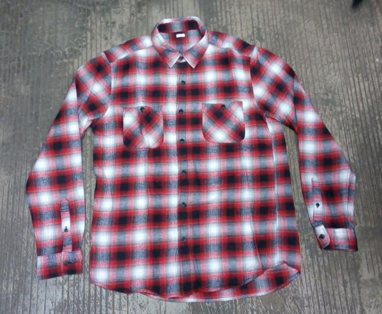 GU Flannel shirt