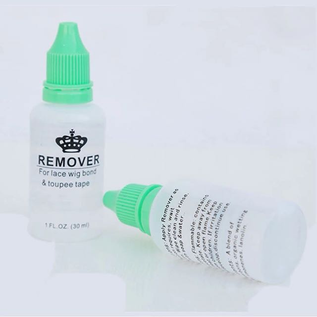 Hair Glue Remover Wig Adhesive Remover For 100 Percent Remy Human