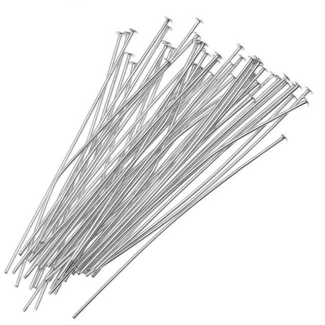 Head pin 50pcs/pack