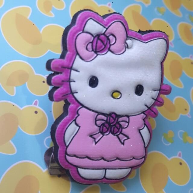 Hello Kitty Big Paper Clip