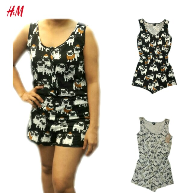 H&M romper for adult