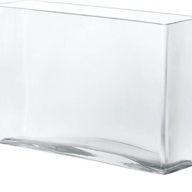 225 & Ikea Glass Flower Vases \u0026 225