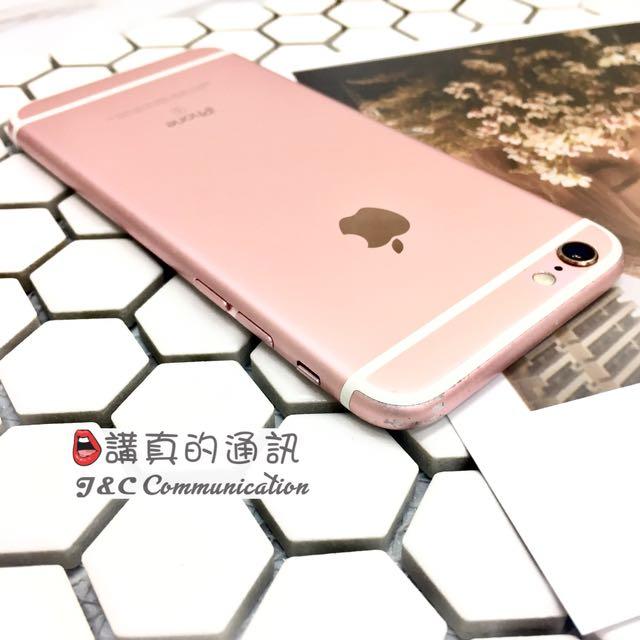 iPhone6s 64G 玫瑰金❤️
