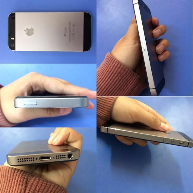 Iphone 5s Grey 64GB