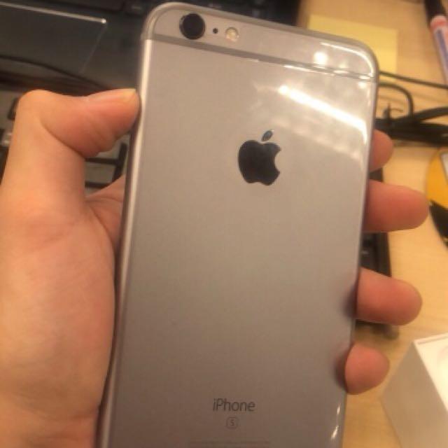 Iphone 6s plus 128gb my set