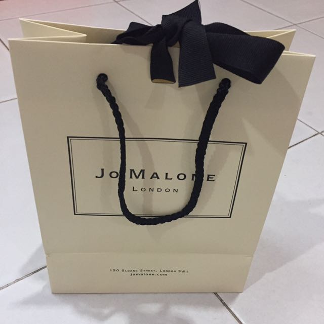 Jo Malone Paperbag authentic