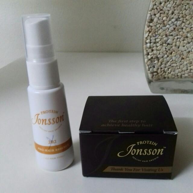 Jonsson protein hair growth