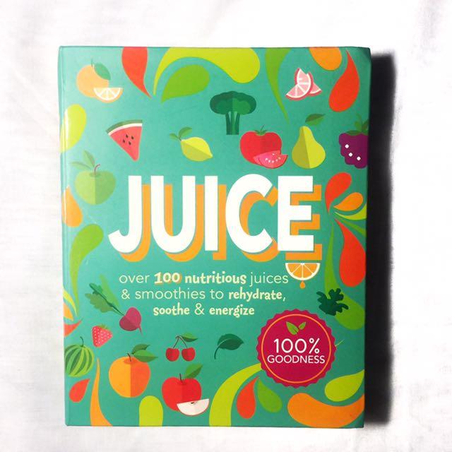 Juicing Guide Book