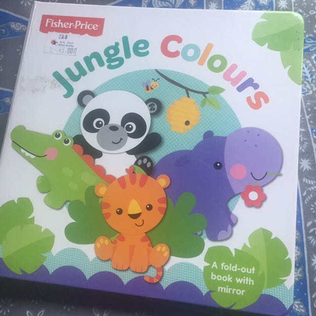 Jungle book colors fisher price