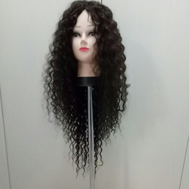 Kanekalon wigs