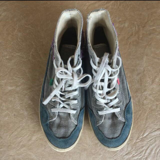 Kickers Sneakers