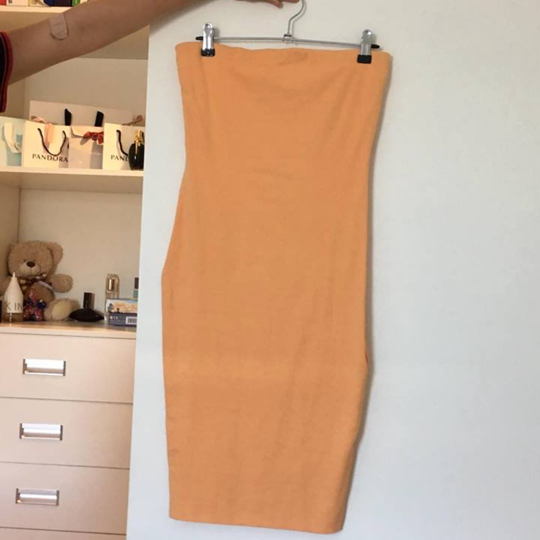 Kookai tube dress