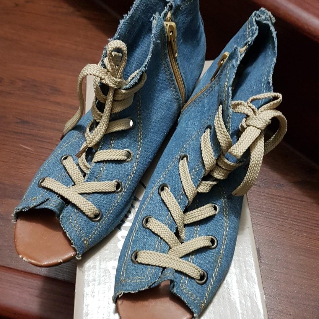 Korean Angkle Sandal
