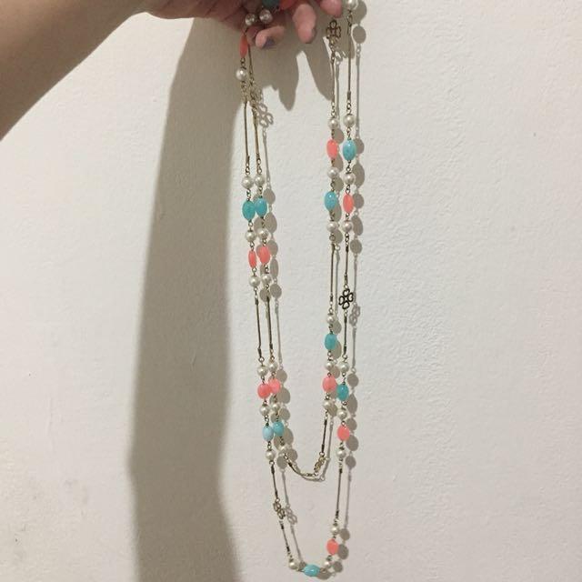 Korean style necklace