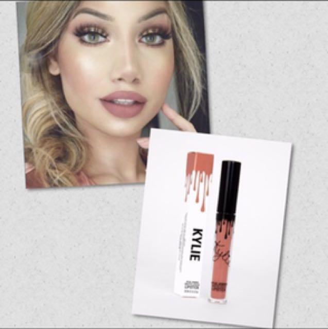 "Kylie Liquid Lipstick ""Candy K"""