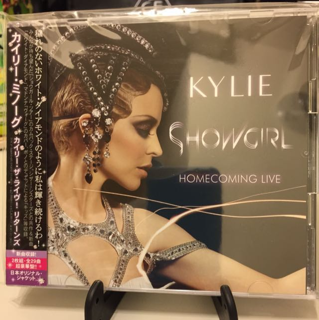 Kylie Minogue Show Girl 日版專輯