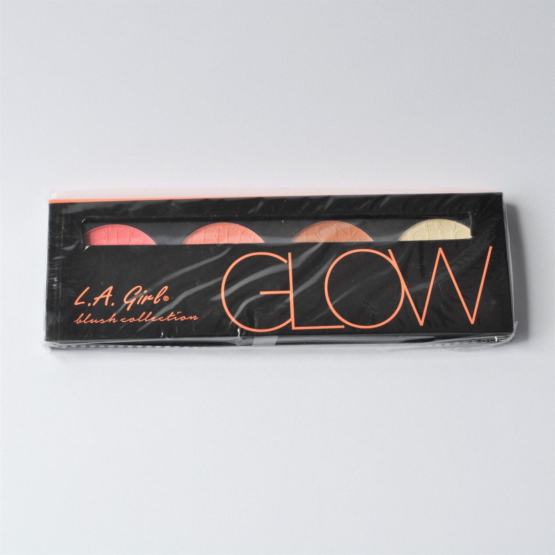"L.A. Girl Blush Collection ""Glow"" Palette"