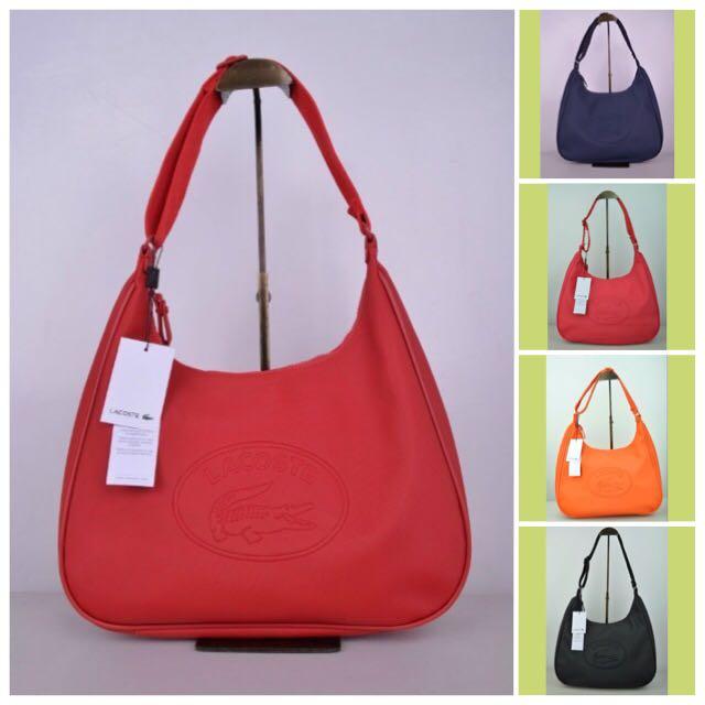 Lacoste hobo bag 0396d51556e7a