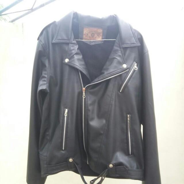 Leather Jacket Ramones