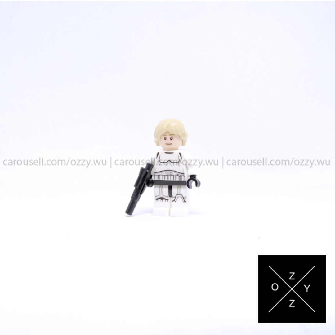 Lego Compatible Star Wars Minifigure - Luke Skywalker