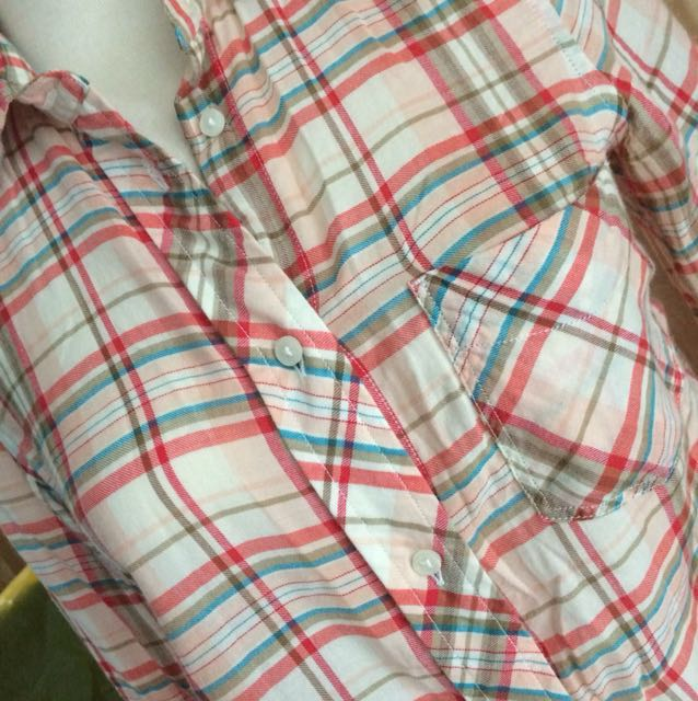 Levi's長䄂襯衫