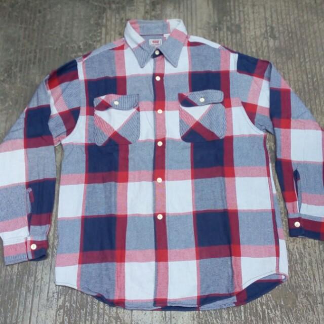Levis flannel Shirt