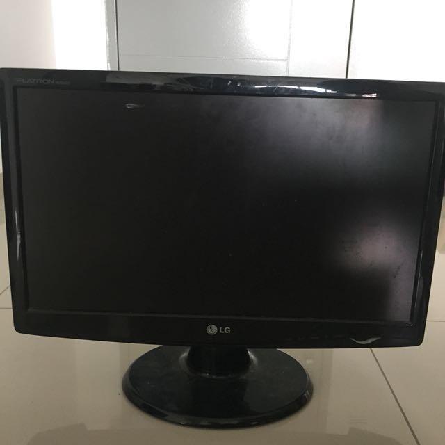 """LG monitor 19"""""""