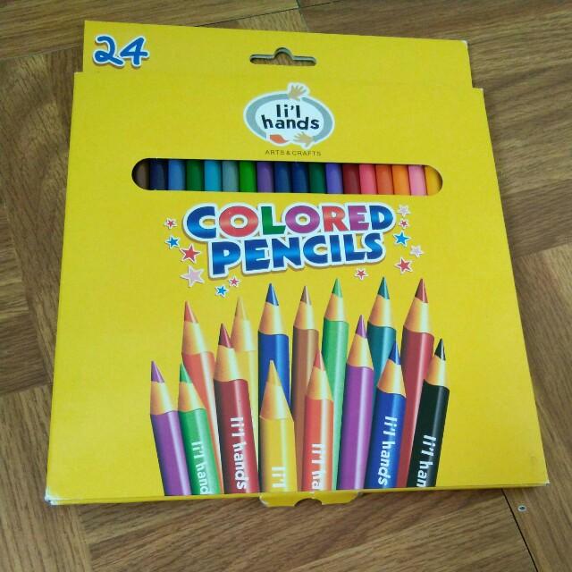 li'l hands Colored Pencils