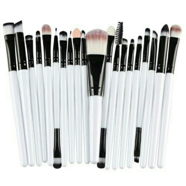 Make-Up Professional Brush Set (20)