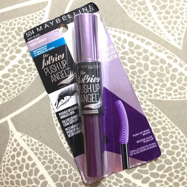 Maybelline The Falsies Push Up Angel