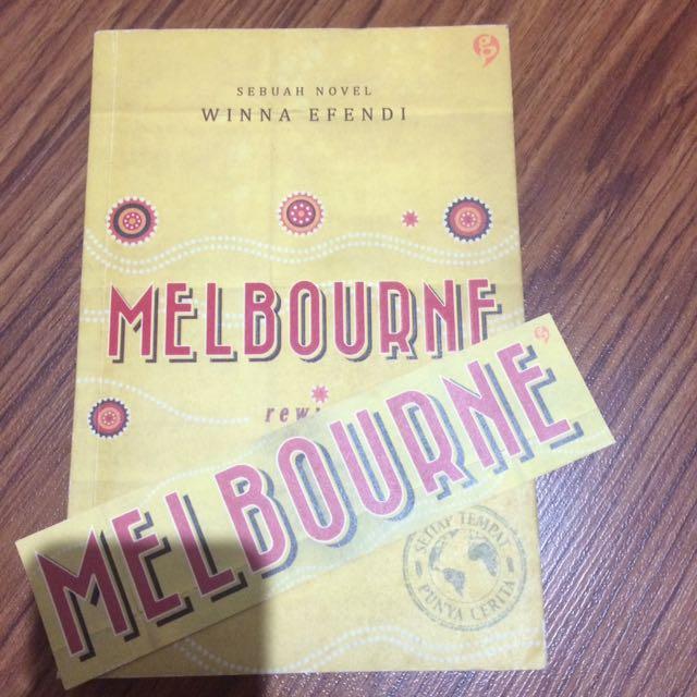 Melbourne karya Winna Effendi