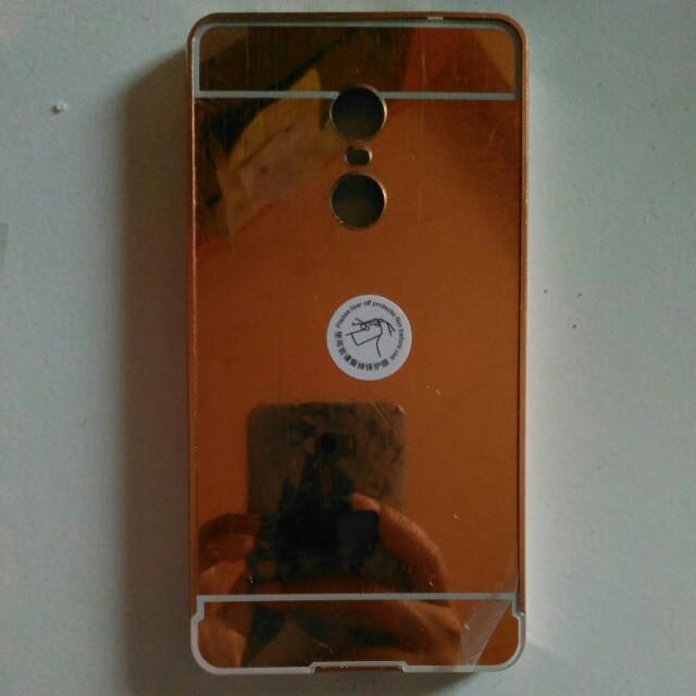 Mirror Case For Xiaomi Redmi Note 4