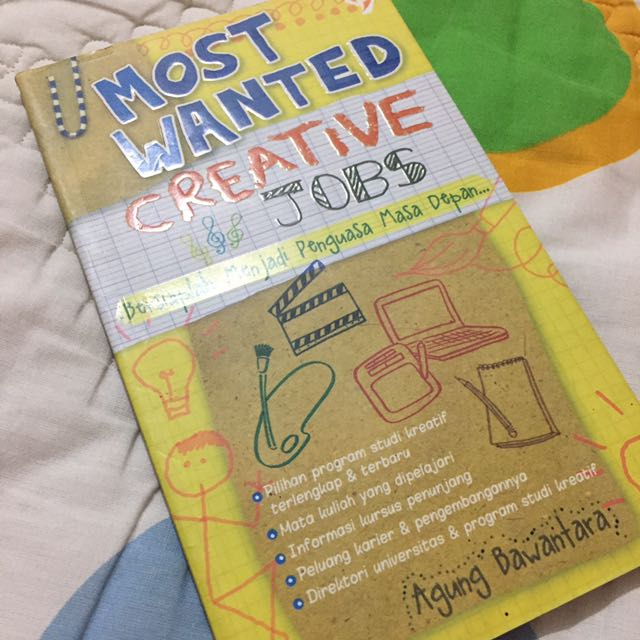Most Wanted Creative Jobs