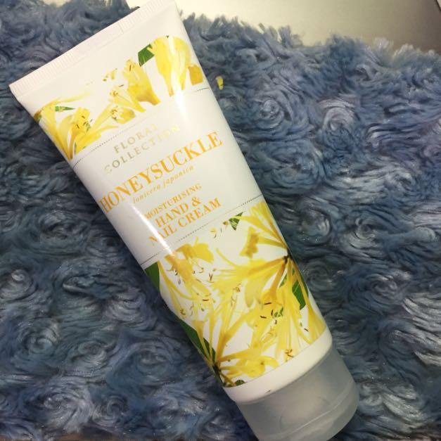 M&S Honeysuckle Hand Cream