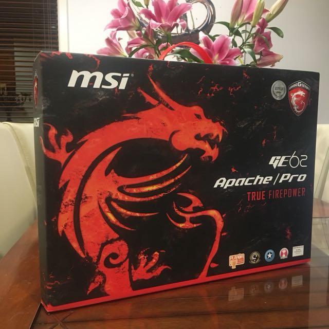 MSI Gaming Laptop - NEED GONE ASAP