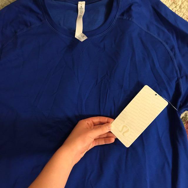 NEW Lululemon Tshirt men's XL