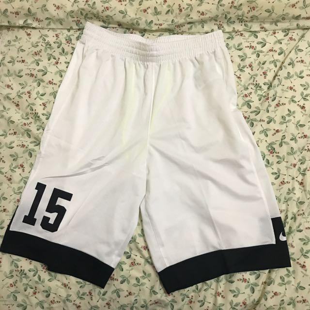 Nike 燙字15號球褲