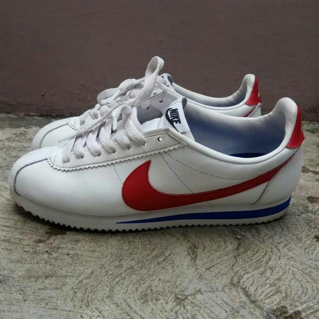 Nike Cortez Forest Gump Fesyen Pria Sepatu Di Carousell