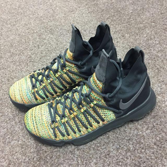 Nike KD 9 Elite Flyknit Basketball Shoes
