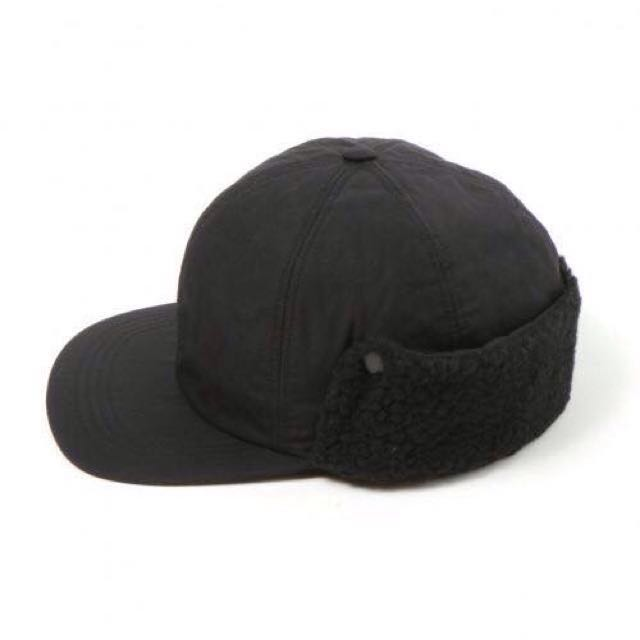 Numerals素色飛行帽保暖帽艾斯基摩帽高飛帽